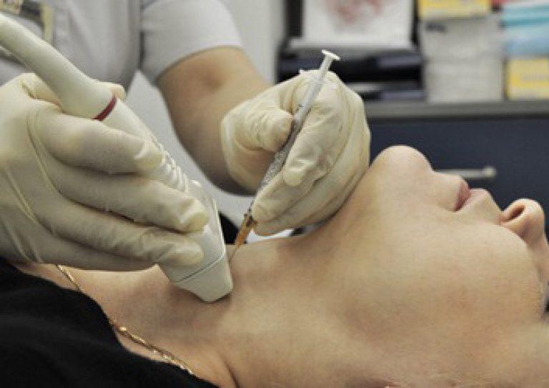 Как сделать биопсии лимфоузлов