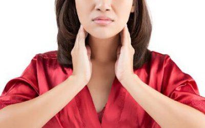 Почему не проходит лимфоузел на шее