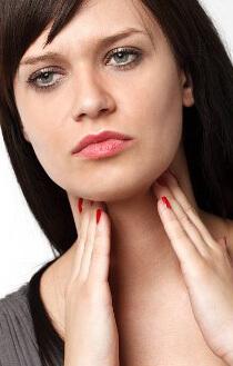 Дискомфорт и боли в шее