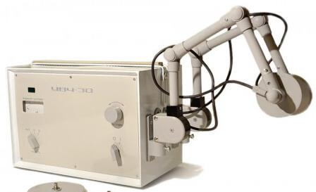 Медицинский аппарат для снятия воспаленности шейных тканей