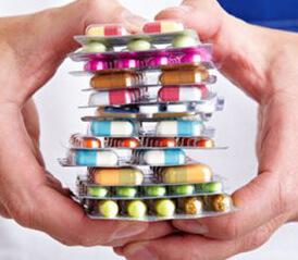 Разновидности медикаментозных средств