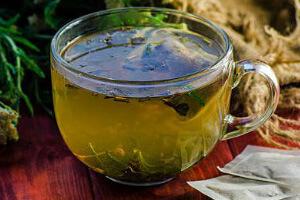 Полезные травяные чаи и настои