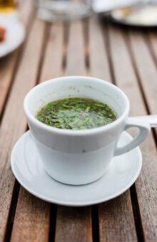 Травяной чай для терапии