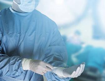 Подготовка врача к операции