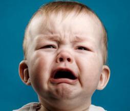 Изменение поведения и постоянный плач