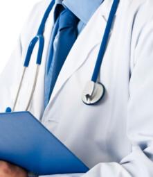 Белый халат, как аксессуар врача