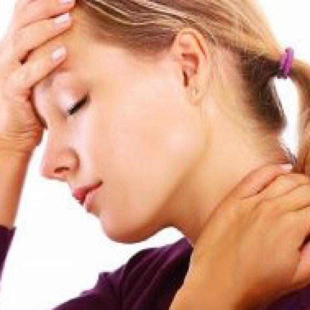 Почему болит лимфоузел на шее справа