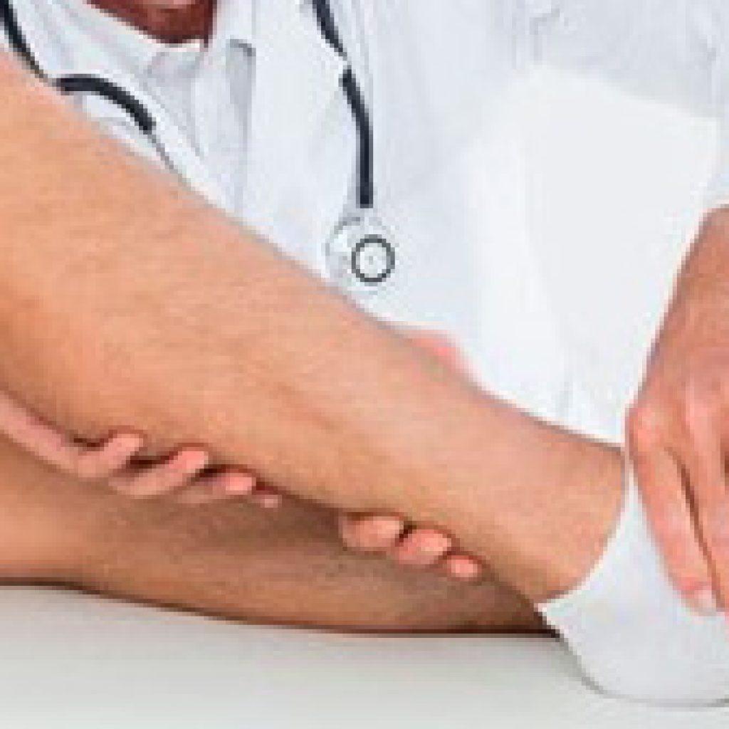 Лимфоузлы на ногах расположение у женщин
